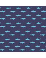 Shark Print iPhone X Skin