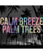 Calm Breeze Palm Trees Nintendo Switch Pro Controller Skin