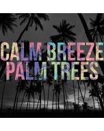 Calm Breeze Palm Trees iPhone X Skin