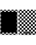 Sneakerhead Checkered Apple iPad Skin