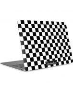 Sneakerhead Checkered Apple MacBook Air Skin