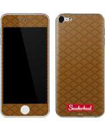 Sneakerhead Gold Pattern Apple iPod Skin