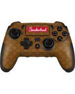 Sneakerhead Gold Pattern PlayStation Scuf Vantage 2 Controller Skin
