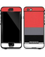 Sneakerhead Stripes LifeProof Nuud iPhone Skin