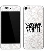 Snow White Chromatic Apple iPod Skin