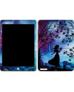 Snow White Enchanted Forest Apple iPad Skin
