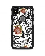 Snow White Roses Otterbox Commuter iPhone Skin
