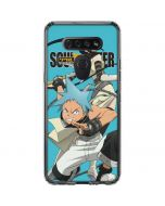 Soul Eater Attack LG K51/Q51 Clear Case