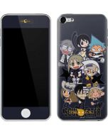 Soul Eater Characters Apple iPod Skin
