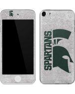 Michigan State University Spartans Half Logo Apple iPod Skin