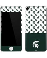 Michigan State University Spartans MSU Split Apple iPod Skin