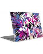 Spatter Apple MacBook Air Skin