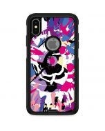 Spatter Otterbox Commuter iPhone Skin