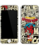 Amazing Spider-Man Comic Apple iPod Skin