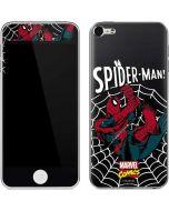 Web-Slinger Spider-Man Comic Apple iPod Skin