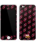 Spidey Web-Head Grid Apple iPod Skin