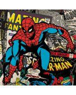 Spider-Man Vintage Comic Dell XPS Skin