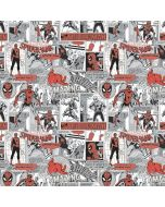 Spidey Comic Pattern Playstation 3 & PS3 Slim Skin