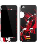 Spider-Man Swings Into Action Apple iPod Skin