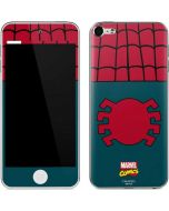 Spider-Man Close-Up Logo Apple iPod Skin