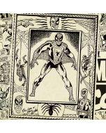Spider-Man Comic Portrait Apple MacBook Air Skin