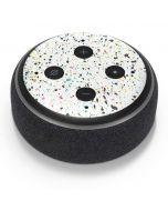 Speckled Funfetti Amazon Echo Dot Skin