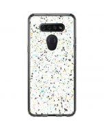 Speckled Funfetti LG K51/Q51 Clear Case