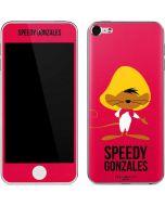 Speedy Gonzales Identity Apple iPod Skin