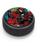 Spider-Man Action Grid Amazon Echo Dot Skin