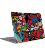 Spider-Man Action Grid Apple MacBook Air Skin