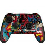 Spider-Man Action Grid PlayStation Scuf Vantage 2 Controller Skin