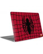 Spider-Man Chest Logo Apple MacBook Air Skin