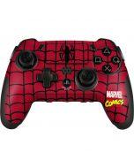 Spider-Man Chest Logo PlayStation Scuf Vantage 2 Controller Skin