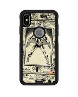 Spider-Man Comic Portrait Otterbox Commuter iPhone Skin