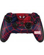 Spider-Man Crawls PlayStation Scuf Vantage 2 Controller Skin