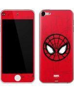 Spider-Man Face Apple iPod Skin