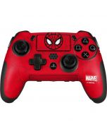 Spider-Man Face PlayStation Scuf Vantage 2 Controller Skin