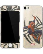 Spider-Man Jump Apple iPod Skin