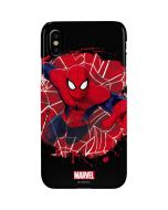 Spider-Man Lunges iPhone XS Max Lite Case