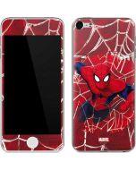 Spider-Man Lunges Apple iPod Skin