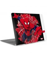 Spider-Man Lunges Apple MacBook Air Skin