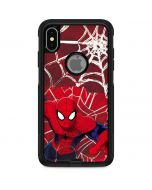 Spider-Man Lunges Otterbox Commuter iPhone Skin