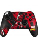 Spider-Man Swings Into Action PlayStation Scuf Vantage 2 Controller Skin