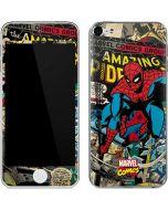 Spider-Man Vintage Comic Apple iPod Skin