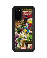 Spider-Man vs Sinister Six Galaxy S20 Waterproof Case