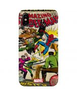 Spider-Man vs Sinister Six iPhone XS Max Lite Case