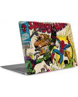 Spider-Man vs Sinister Six Apple MacBook Air Skin