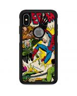Spider-Man vs Sinister Six Otterbox Commuter iPhone Skin