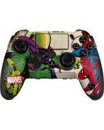 Spider-Man vs. Mysterio PlayStation Scuf Vantage 2 Controller Skin