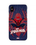 Spider-Man Web iPhone XS Max Lite Case